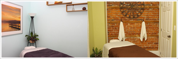 Massage Treatment Rooms