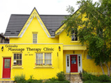 Grimsby Massage Therapy Clinic Office